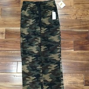 croft & barrow Pants - 🆕 CAMO fleece pants
